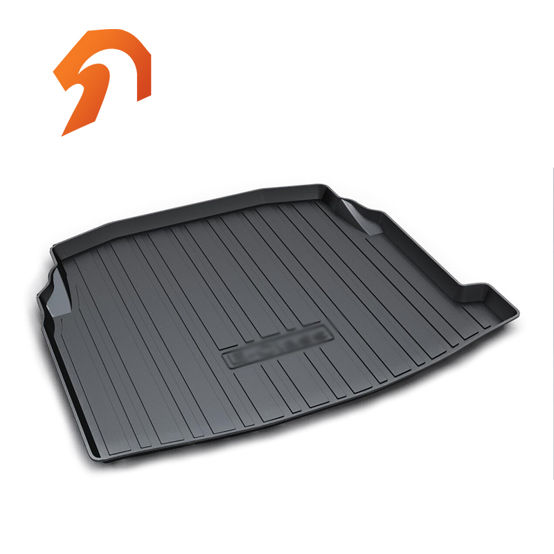 Rubber Rear Trunk Cover Cargo Liner Trunk Tray Floor Mats For MERCEDES E-CLASS W213 E200 E300 E320 4MATIC 2016 Carpet Liner Mats custom fit car trunk mats for nissan x trail fuga cefiro patrol y60 y61 p61 2008 2017 boot liner rear trunk cargo tray mats