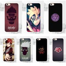 Hokage Naruto Anime For iPhone X 4S 5S 5C SE 6S 7 8 Plus Galaxy Note 5 6 8 S9+