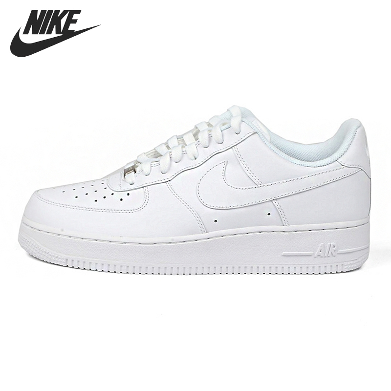 Original New Arrival 2017 NIKE Air Force 1 Men's Skateboarding Shoes  Sneakers-in Skateboarding Shoes from Sports & Entertainment on  Aliexpress.com | Alibaba ...