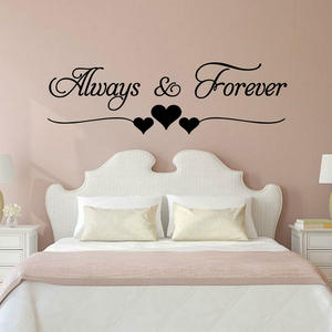 DIYPLAY Wall Stickers For Bedroom Wall Decals Decor