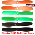 New Gemfan 50pairs 5045 Propellers Bullnose 50*CW & 50*CCW For 250 280 310 Frame Kits Mini Multirotor Quadcopter
