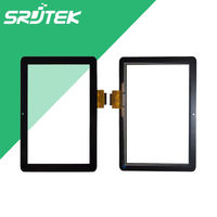 For 10 1 Acer Iconia Tab A200 Tablet PC New Front Outter Touch Screen Panel Digitizer