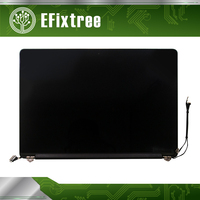 6 pcs/Lot Late 2013 Mid 2014 Year For Apple MacBook Pro Retina 15.4''A1398 LCD Screen Display Full Assembly 661 8310