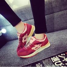2016 new fashion size 36, 39 air breathable women recreational canvas shoes non-skid