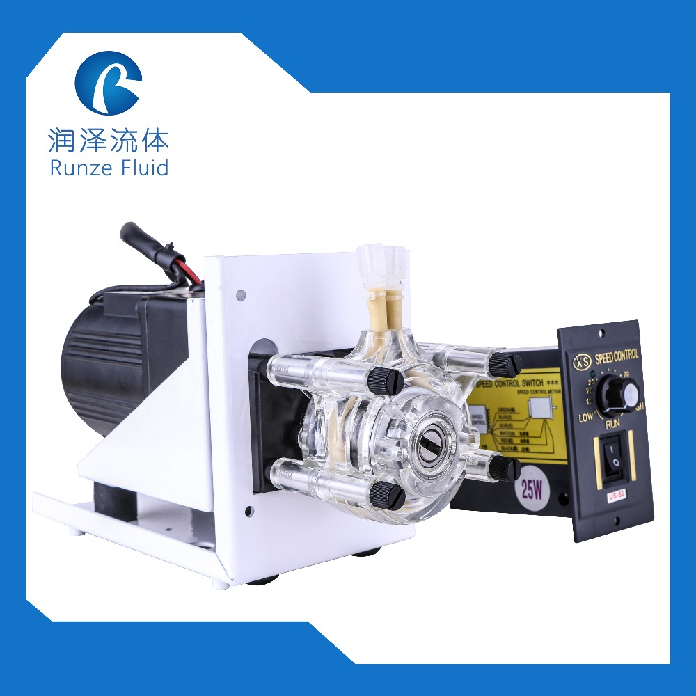 Двигатель переменного тока резиновые шланг перильстатический насос Китай