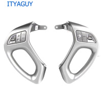 For Hyundai ix35 Steering Wheel Control Right And Left Buttons With Bluetooth Iphone Wiring harness