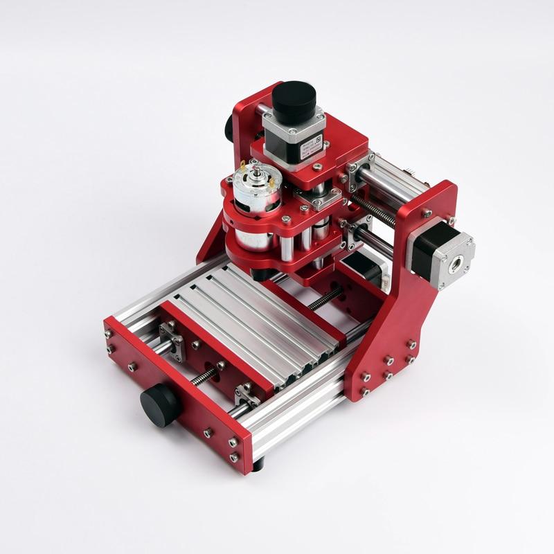 [Akcje ue i bez podatku] 1310 Benbox CNC cała metalowa grawerka CNC Mini pulpit grawerka z tuleją ER11