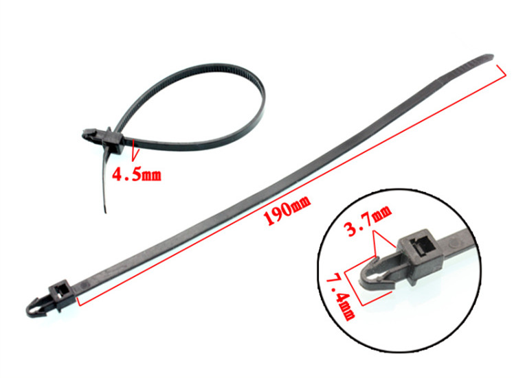 Compare Prices on Cable Ties with Clip- Online Shopping/Buy Low ...