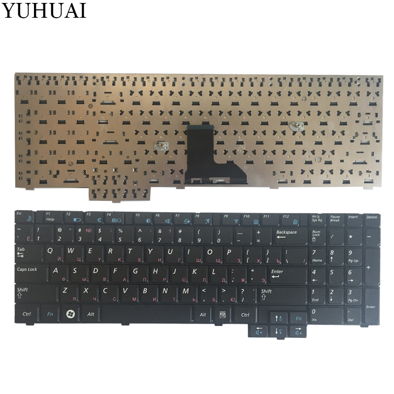 NEW Russian Keyboard for Samsung R620 NP R620 R525 NP R525 R528 R530 R540 R517 RV508