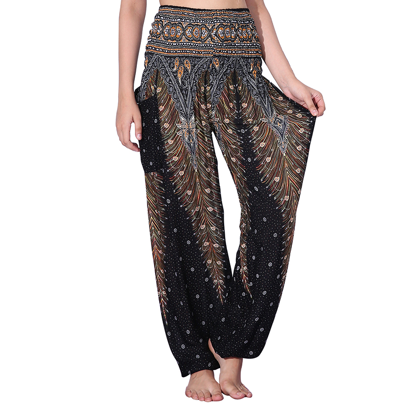 Boho Harem Pants Women