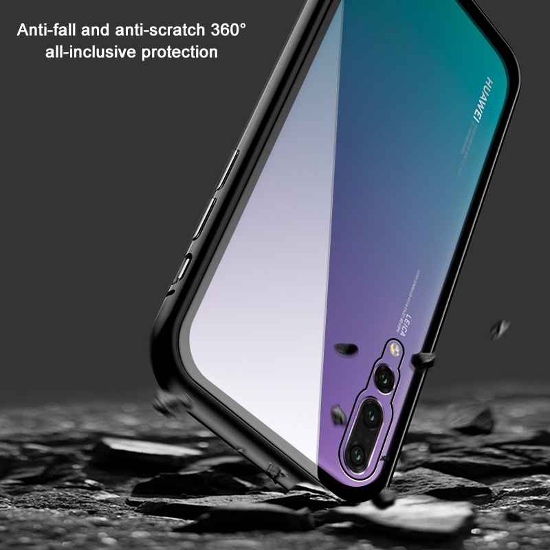 anti fall-Case-Huawei-super-manetic case