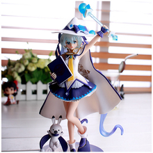 ZXZ 27cm Hatsune Miku Sexy Girl snowmiku Anime PVC figure Toys Magic Hatsune Action Figure Toys Gifts Collection Model