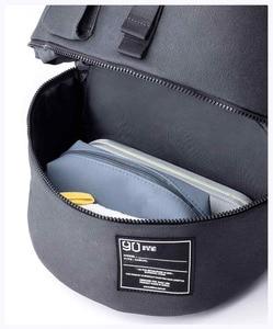 Image 2 - Xiaomi Fashion Chic Backpack Waterproof 90FUN Bagpack Men Women School Bag Shopping Rucksack Casual Laptop Large Capacity Bag