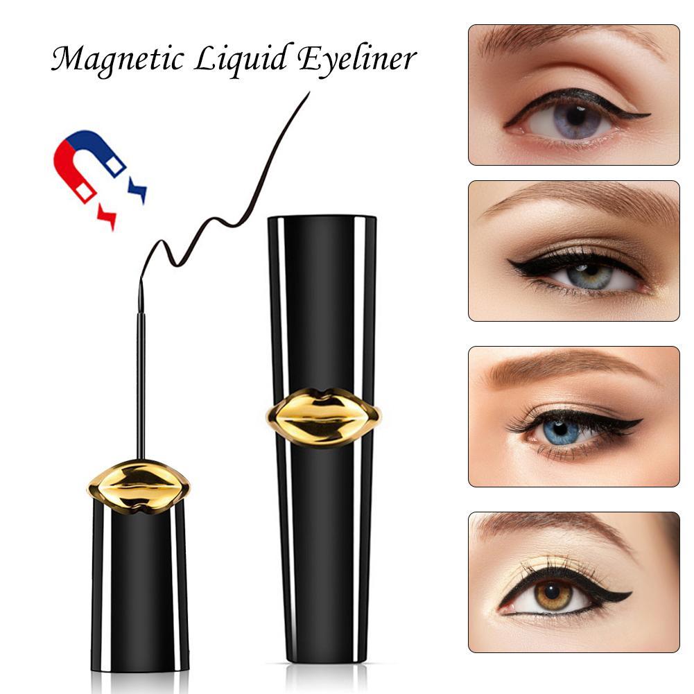 Magnetic Liquid Eyeliner Special Eyeliner Lash Liner For