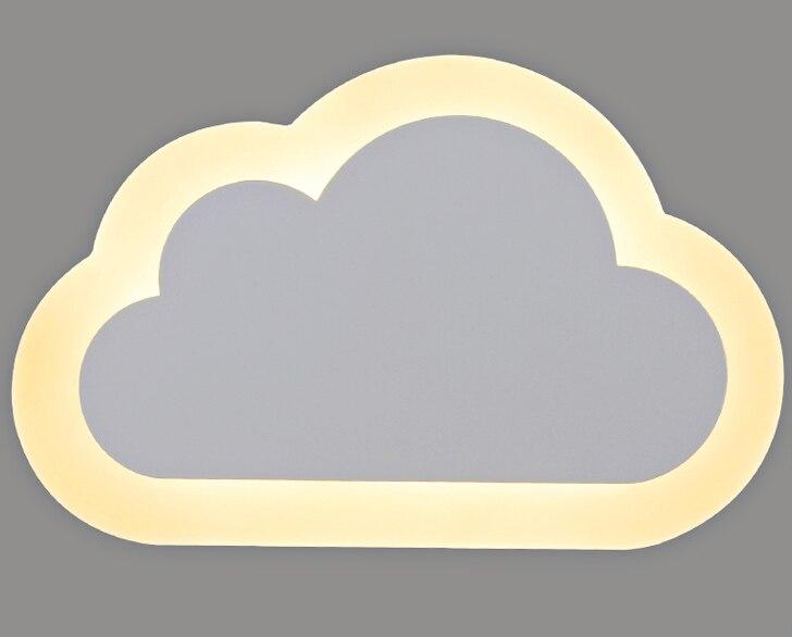 Gambar Teras Di Samping Rumah us 29 59 26 off led acrylic cloud dinding lampu samping tempat tidur kamar tidur lorong tangga teras dinding cahaya lampu sconce fixture rumah bayi