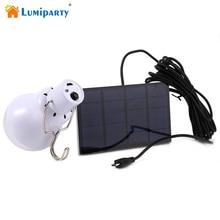 hot deal buy 0.8w/5v portable solar power led bulb lamp solar panel applicable outdoor lighting camp tent fishing lamp,garden light