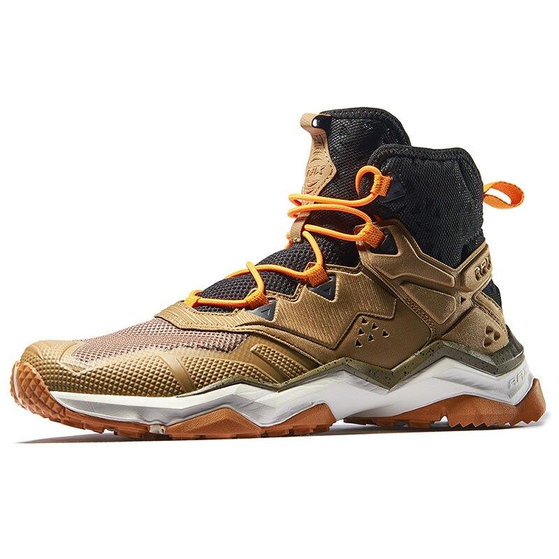 Rax для мужчин Mountain обувь дышащая треккинговые ботинки летние легкие Прогулочные кроссовки Professional Спорт на открытом воздухе размеры 45