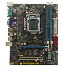 Running H55 LGA 1156 Motherboard Socket LGA1156 CPU Desktop Computer Gaming 8GB DDR3 Dual Channel For Intel Xeon intel core xeon x3450 8m cache 2 66mhz torbu frequency 3 2mhz lga 1156 p55 h55 equal