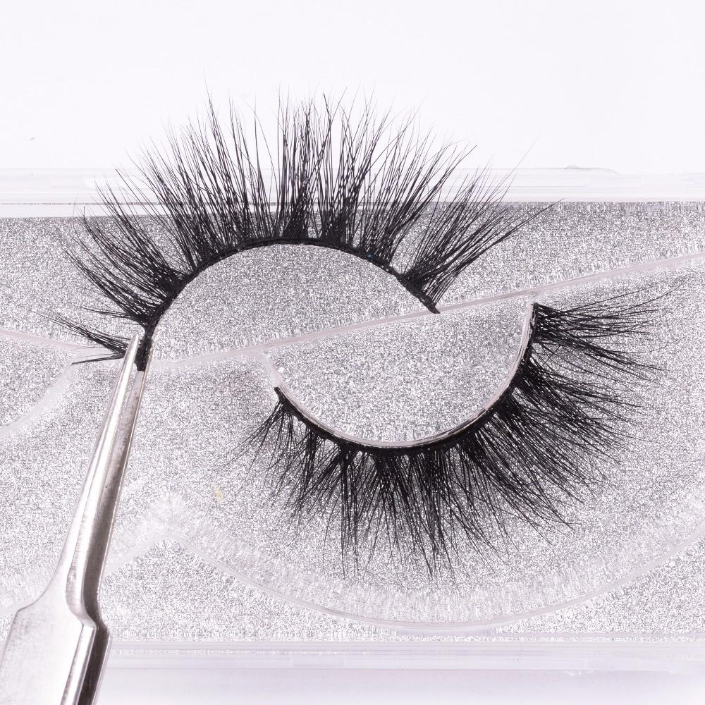 WZSQJN Eyelashes 3D Extension Dramatic Natural Long-Lasting