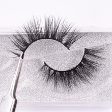 WZSQJN Eyelashes 3D Mink Eyelashes Long Lasting Mink Lashes Natural Dramatic Volume Eyelashes Extension False Eyelashes