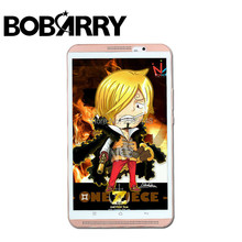 8″ Octa Core 8 inch Double SIM card M8 Tablet Pc 4G LTE phone mobile metal android tablet pc RAM 4GB ROM 32GB 8 MP IPS
