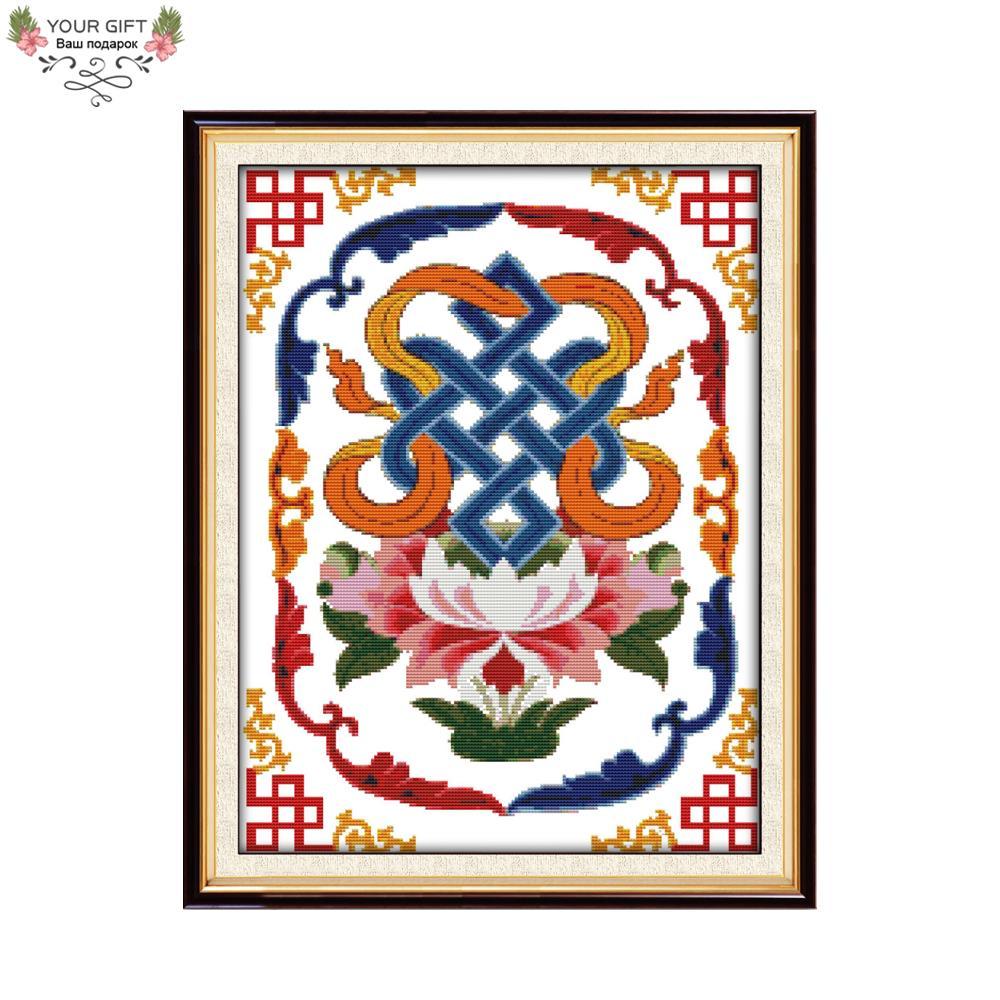 Joy Sunday Z524 Home Decor The Eight Auspicious Symbols Chinese