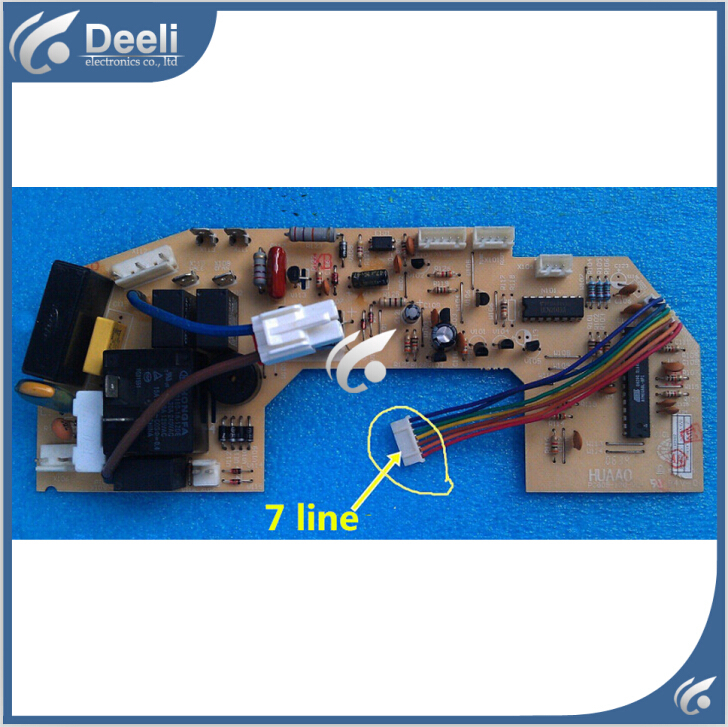 100% tested for air conditioning motherboard board computer board PCB05-120-V04 circuit board 98% new