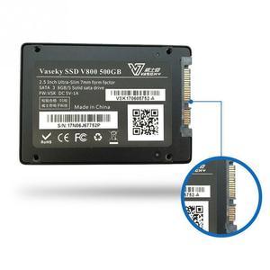 Image 5 - Vaseky 2.5 inch V800 SATA HHD SSD 64G 128G Computer Hard DriveInternal Solid State Disk SATA3 380MB/s