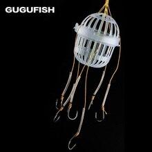 GUGUFISH Explosion hook Fishing Deal with Sea Field Hook Monsters  Sturdy Carbon Metal Plastics Carp Spherical Explosion Hooks Software
