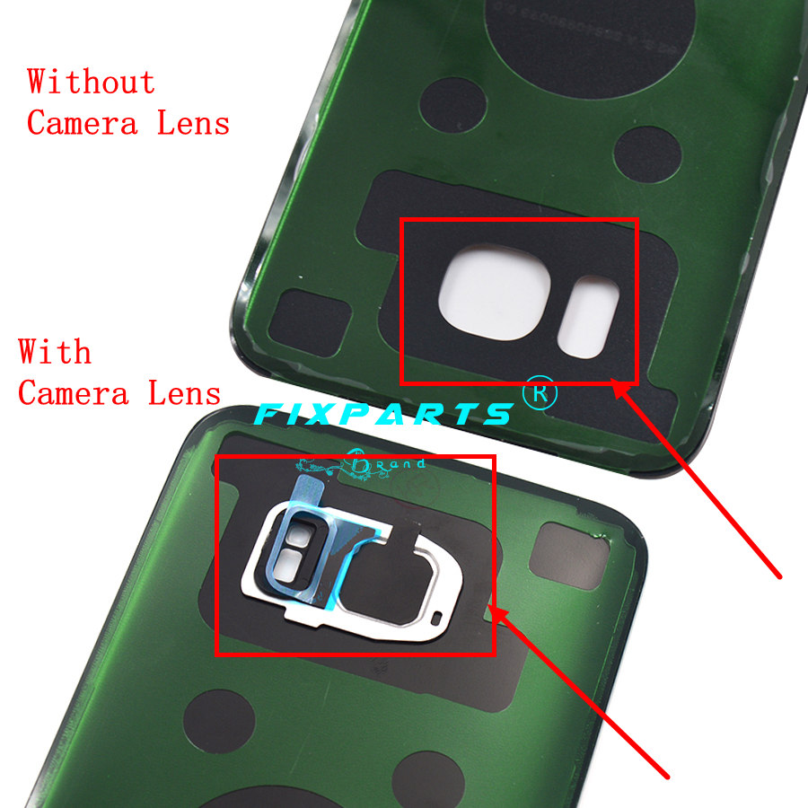 SAMSUNG Galaxy S7 EDGE G930F G935F Back Battery Cover