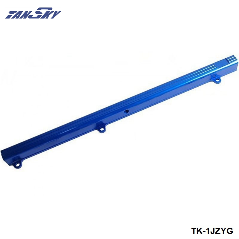 combustível ferroviário turbo kit azul alumínio boleto hq jdm TK-1JZYG