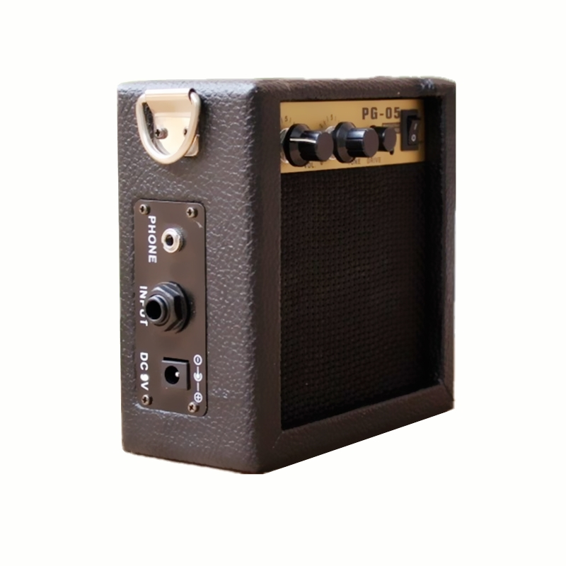 PG-5 5W Electric Guitar Amp Amplifier Speaker Volume Tone Control Electric Guitar Parts  Accessories marshall stanmore black колонка