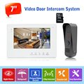 "Eanmay Nice Design Visual/Audio Doorphone Intercom 7"" LCD Monitor Recording Video/Picture Snapshot Support 16GB SD Card Included"