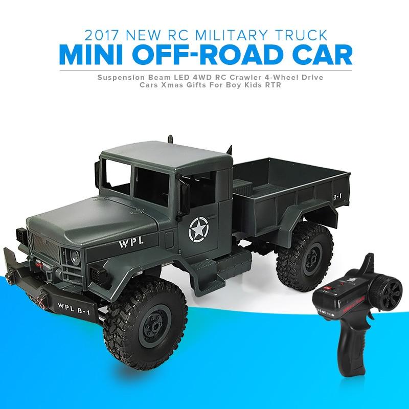 2017 Mini Clubman Suspension: Aliexpress.com : Buy 2017 New RC Military Truck Mini Off