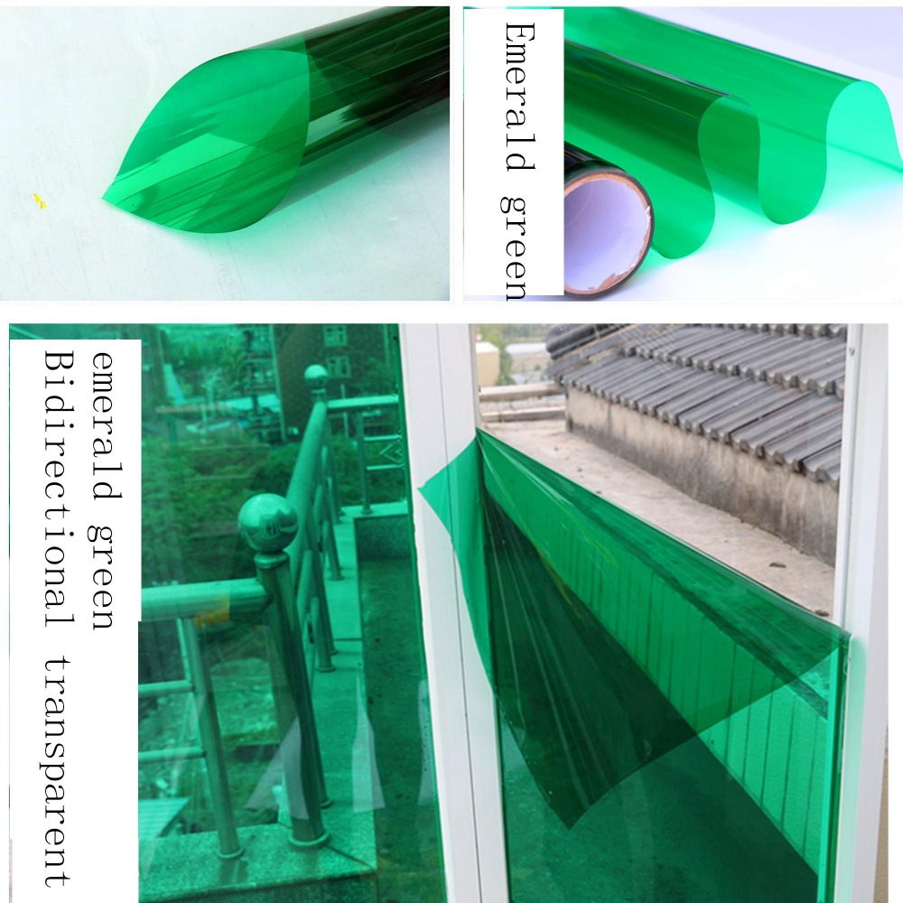 Translucent Window Film Us 8 39 16 Off 45 60cm Wide Green Static Cling Translucent Self Adhesive Glass Film Anti Uv Vinyl Frosted Window Film Privacy Sticker In Decorative