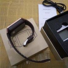 Smart watch dz09 bluetooth smartwatch unterstützung sim-karte telefon kamera gsm/tf männer armbanduhr für ios android-handy mit kleinkasten