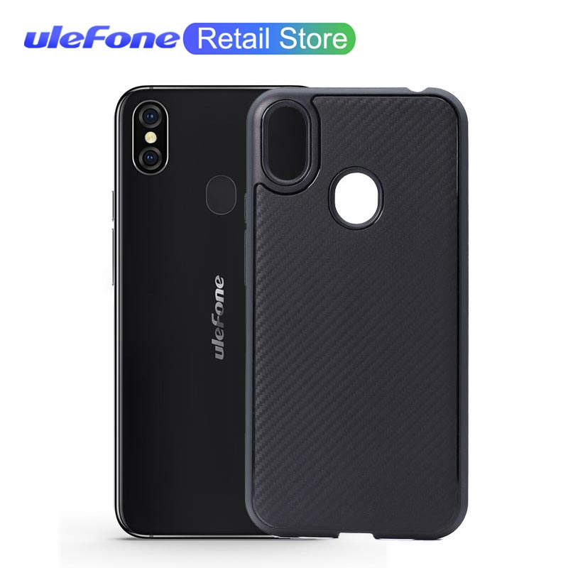 Original Ulefone X High Quality Black Silicone Protective Case For Ulefone Smartphone smartphone