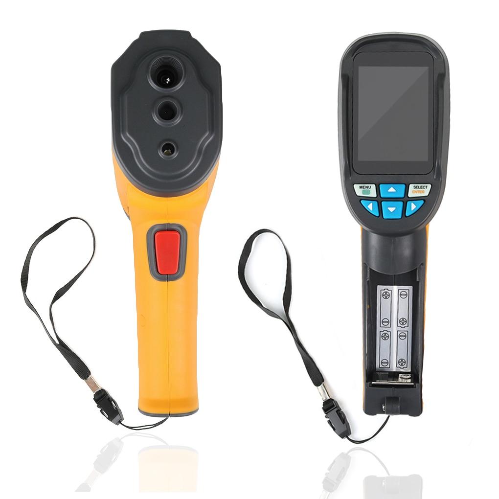 JAKEMY HT-02 Handheld IR Thermal Imaging Camera 60x60 Infrared Image Resolution 3600 Pixel Digital Display Thermal Imager цена