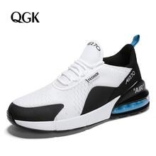 QGK Male Fashion Casual Shoes Sneakers Men Shoes