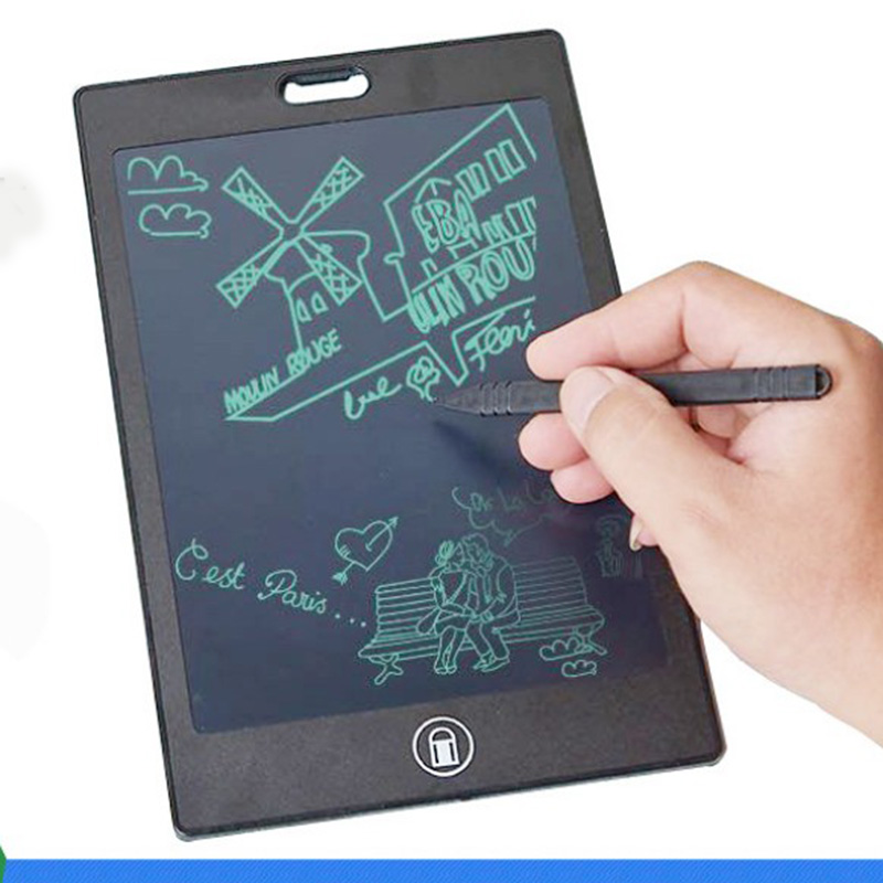 8.5 Inch LCD Writing Tablet Digital Drawing Tablet Handwriting Pads Portable Electronic Tablet Board ultra-thin Board writing
