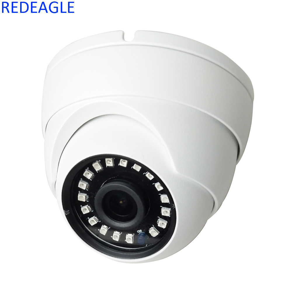 2MP 1080P AHD Dome CCTV Security Camera Full Metal Waterproof Body for Car Home Security 1MP 720P 1.3MP 960P 2016 economic cmos 2 0 megapixel 1080p vandalproof waterproof ahd dome cctv camera system