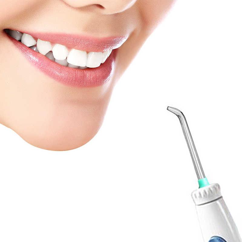 Wymiana 3 sztuk klasyczne końcówki odrzutowe nadające się do Waterpik irygator doustny standardowa dysza do flosser irygator wodny masaż guma firmy zęby