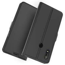 for Oppo Realme 3 Pro Case Card Slot Leather Shockproof Flip Stand Wallet Cover on OPPO Realme 5 Pro Realme5 Case Luxury for oppo realme 5 case luxury pu leather and soft fabric splicing design anti scratch cover for oppo realme 5 pro case card