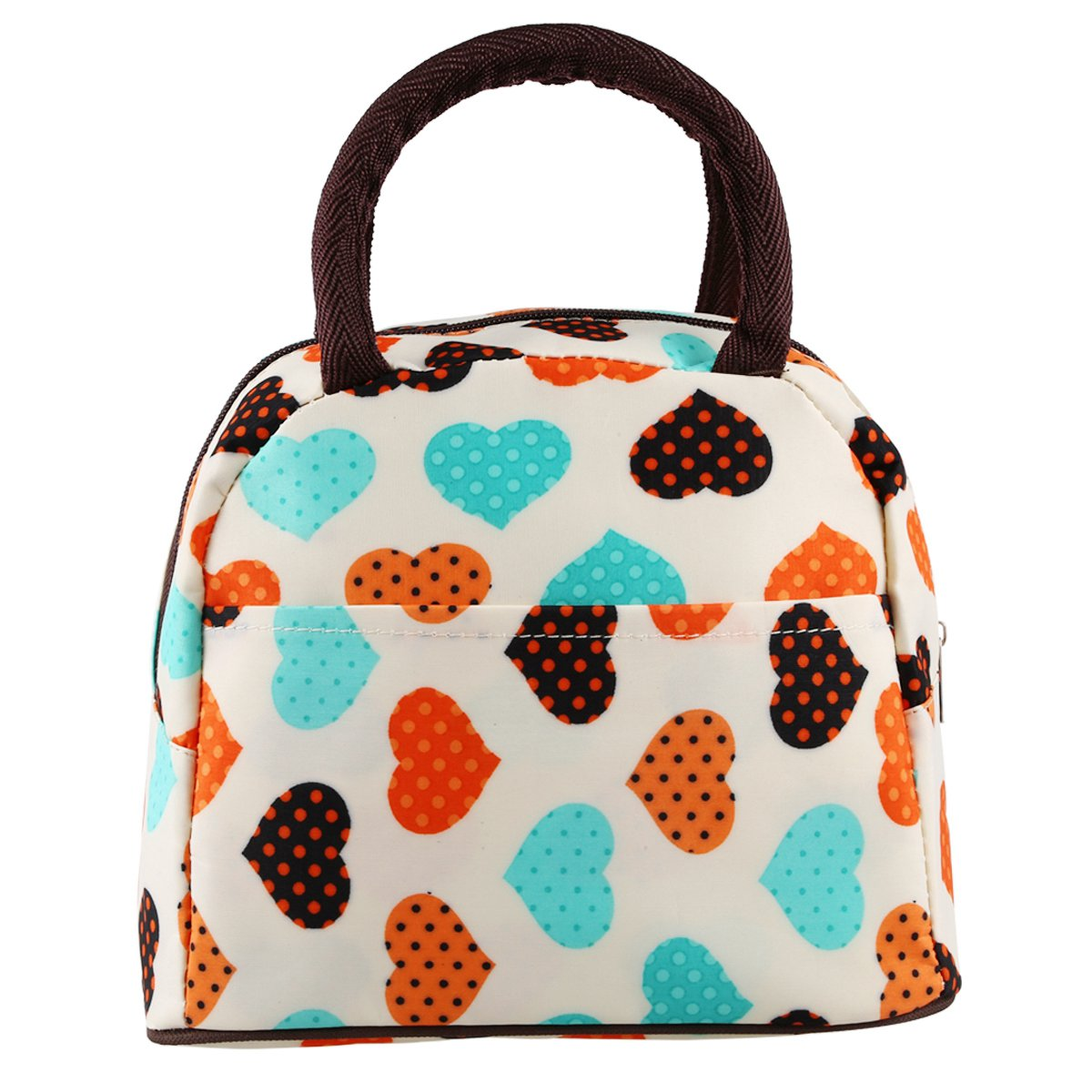 DCOS-Lunch Bag, Lovely Oxford Waterproof Canvas Lunch Box For Women Kids and Adults
