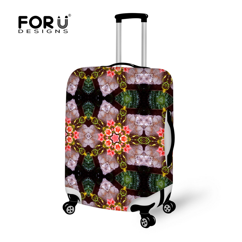 New Travel Cover Suitcase Cover For 18-32inch Case Elastic Luggage Protective Dust Cover Stretch Luggage Accessories