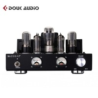 Douk Audio 6P1 Vacuum&Valve Tube Stereo Amplifier Class A Single Ended Power Amp 6.8 Watt*2 Handcrafted
