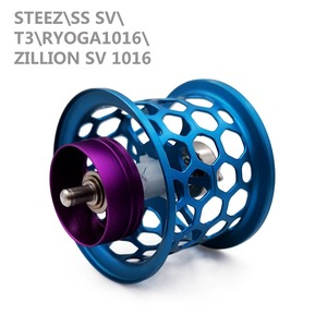 Image 5 - Steez\SS SV\T3\RYOGA1016/ZILLION SV 1016 full line of general purpose multi color modified micro cup spool