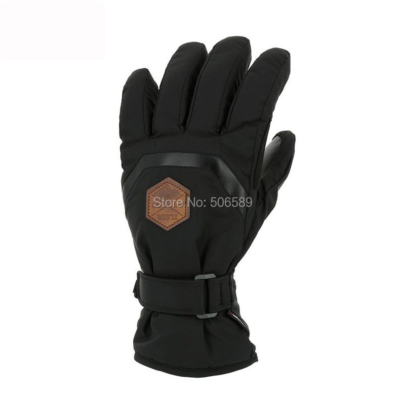 free shipping skiing gloves water-proof warm keep easy wear