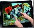 32 de polegada de 6 pontos da tela IR multi touch quadro de sobreposição trabalhar com 32 polegada painel LCD e suporte XP WIN7/8 sistema