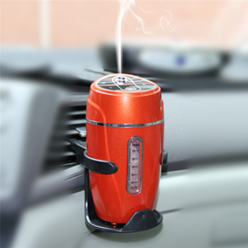Car Usb Mini Humidifier Ultra-Quiet Humidifier Purify Air Usb Aroma Diffuser Air Purifier Purification Machine mist maker